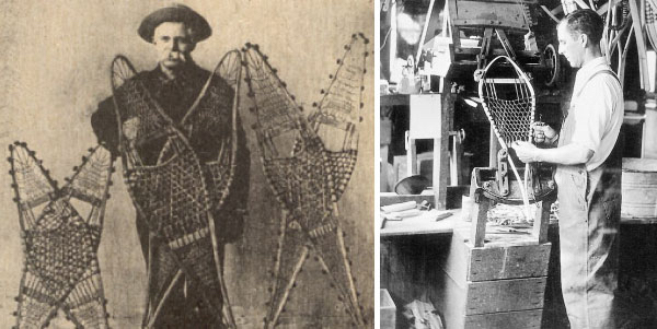 Snowshoes – older than the wheel