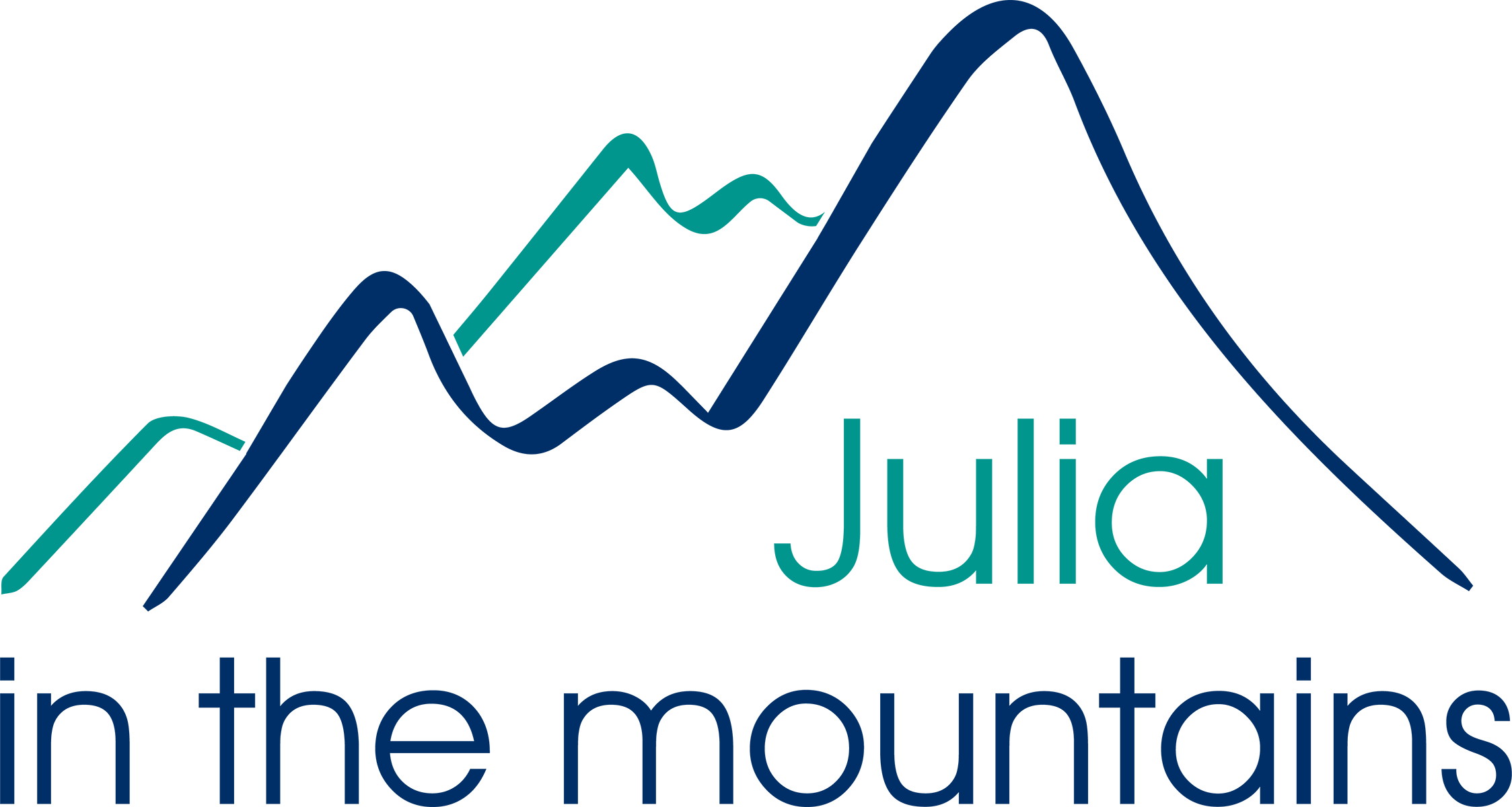 Julia in the mountains